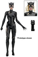 NECA DC BATMAN RETURNS CATWOMAN MICHELLE PFEIFFER 1/4 SCALE ACTION FIGURE