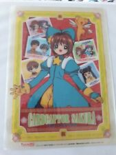 Anime CLAMP Card Captor Sakura Pencil Board Shitajiki Various Conditions
