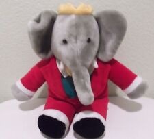 Gund Babar Elephant King - 15""