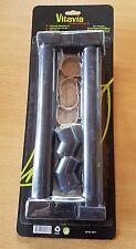 Vitavia Greenhouse 2 Piece Rainwater Downpipe Kit - also fits Halls 6ft models