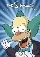 Simpsons Season 11 4 Discs 2008 DVD