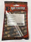 Hpi Racing #86401 Adjustable Aluminum Turnbuckle 6x92mm (x2)