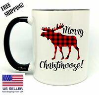 Merry Christmoose!, Christmas Gift Mug 11oz