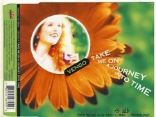 Vengo-Take Me on a Journey Into Time 2 TRK CD MAXI 1995
