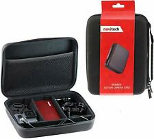 Navitech Black Action Camera Hard Case For The Sony HDR-AS10  NEW