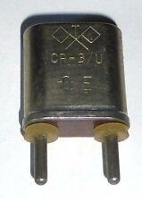 Quartz CR-3/U canal 76 27,6 MHz (modernisation du FT241 pour BC604)