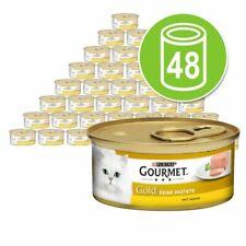 Gourmet Gold Pate Recipes Wet cat Food 48 x 85g