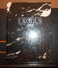 Yearbook Cistercian Preparatory School-1989-Exodus-Irving Texas