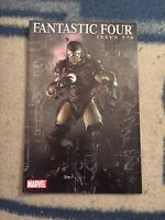 Fantastic Four #578 Iron Man Incentive Variant [Marvel Comics]
