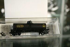 N Scale 65062 Micro Trains MTL  39' Single Dome Tank Car Union UTLX 76825