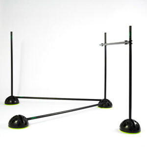 Toolz Agility Grid Set (10 Standfüße, 14 Stangen 100cm, 6 Clips) inkl. Tasche