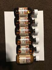 Botanic Choice Oil Lot (6 4fl.oz Bottles) BRAND NEW-FREE SHIPPING !!