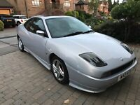 Fiat Coupe 20v Turbo Plus Yr2000 W plate (1 Owner, FSH)