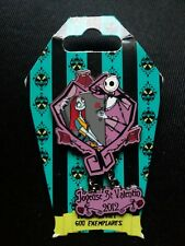 PINS DISNEY DLP PARIS PIN JACK AND SALLY VALENTINE'S DAY 2012 LIMITED EDITION