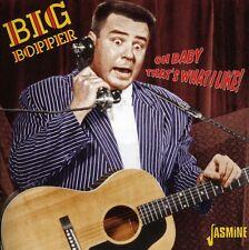 Various Artists, The Big Bopper - Big Bopper / Various [New CD]