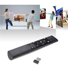2.4G Wireless Remote Control Air Mouse Keyboard for Android TV Box USB PC New