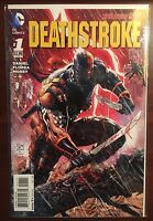 Deathstroke issue #1 NM 1st Print DC New 52 Tony Daniel