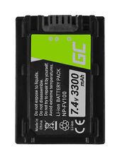 Kamera Akku für Sony HDR-HC9EHDR HDR-PJ10 HDR-PJ10E HDR-PJ20 HDR-PJ200 3300mAh