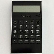 World Time Calculator/Clock
