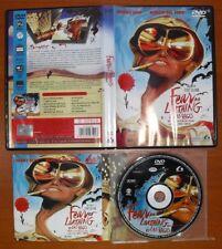Miedo y asco en Las Vegas (Fear and loathing in) [DVD] Johnny Depp, B. del Toro