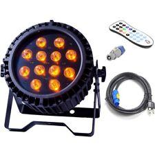 Prost Lighting Uberpar 12x18w Rgbaw+Uv Hex Led Wash Light with Remote