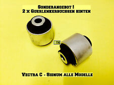OPEL Vectra C Signum alle Modelle Buchse Lager Querlenker hinten GTS OPC V6 16V