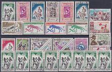 8034 Dahomey Lot **/o