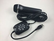 Logitech EA USB Sports Microphone XBOX 360 PlayStation 3 Wii PC Accessory