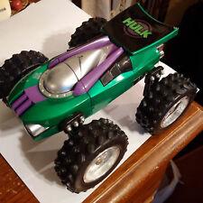 "Marvel 2012 Hulk Flip Reversible Car 6"""