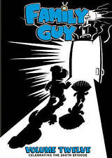 FAMILY GUY Volume Twelve DVD