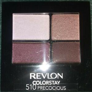 REVLON  ColorStay 16-Hour Eyeshadow Quad 510 Precocious
