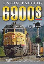 Union Pacific 6900s The Centennials DDA40X DVD Pentrex