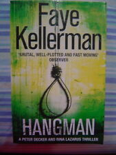 Faye Kellerman  HANGMAN     LgrPB      LIKE NEW!!!!