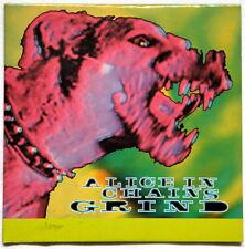 ALICE IN CHAINS GRIND CD SINGLE 2 tracks PROMO AUSTRIA Nirvana Pearl Jam