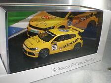 1/43 Spark VW Volkswagen R GmbH Scirocco R-Cup Team Dunlop 2011