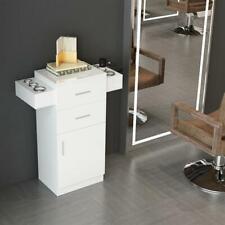 Salon Wood Storage Station Cabinet Salon Wood Storage Station Cabinet