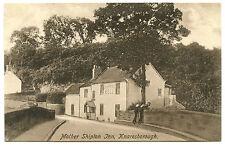 c.1910 Mother Ship Inn Knaresborough Vintage Postcard
