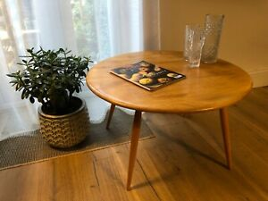 ERCOL coffee table - vintage antique