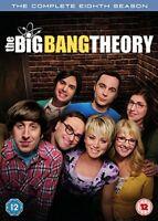 The Big Bang Theory – Season 8 [DVD] [2015][Region 2]