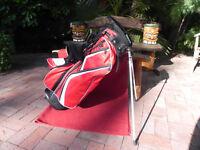 ORLIMAR,  Golf STAND BAG, Dual Strap System    *** NICE & CLEAN ***