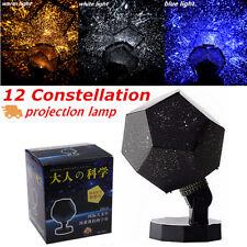 Romantic Astro Star Sky Laser Projector Cosmos Night Light Lamp Gift Home Decor