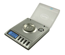 AWS Gemini 20 x 0.001g Digital Scale Gram Carat Grain Reload Jewelry Milligram