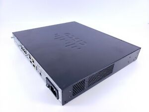USED Cisco CISCO1921/K9 2 Port 1921 Modular Enterprise Router