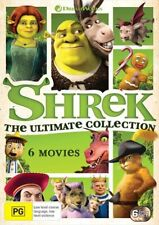 Shrek Ultimate Collection Limited Edition - DVD Region 4