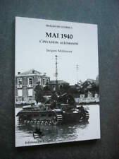 GUERRE 1939 45   MAI 1940  L'INVASION ALLEMANDE ( EN BELGIQUE ) NEUF