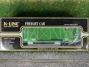 O Scale - K-Line K-90009 CB&Q Stock Car K-Line Collectors Club (sealed) O4057