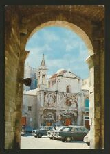 AD8489 Bari - Provincia - Molfetta - Scorcio panoramico - Auto parcheggiate