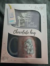 Me To You Tatty Teddy Mug And Hot Chocolate New in Box