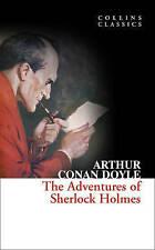 """VERY GOOD"" The Adventures of Sherlock Holmes (Collins Classics), Conan Doyle, A"
