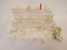 ESF-05052Ältere 50 St. Margarine-Figuren, mit Gebrauchsspuren, Farbschäden